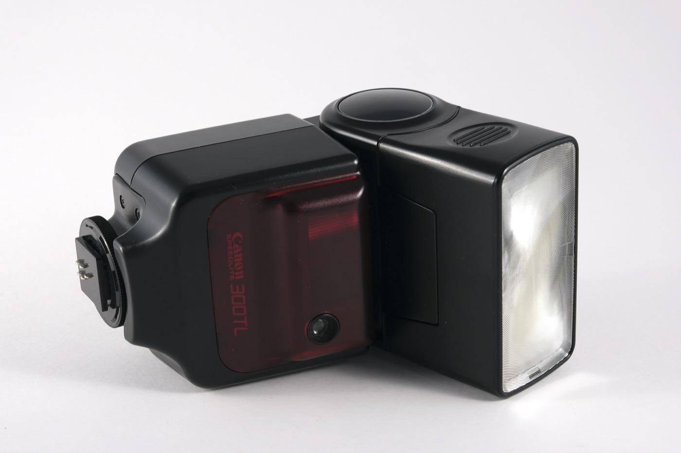 Canon 300TL flash