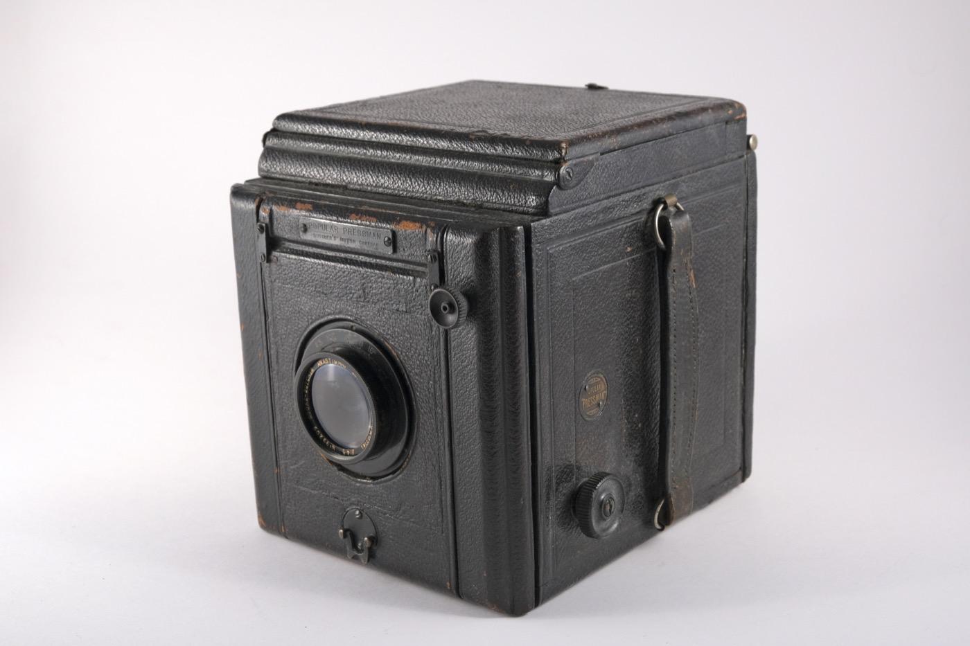 Popular Pressman camera