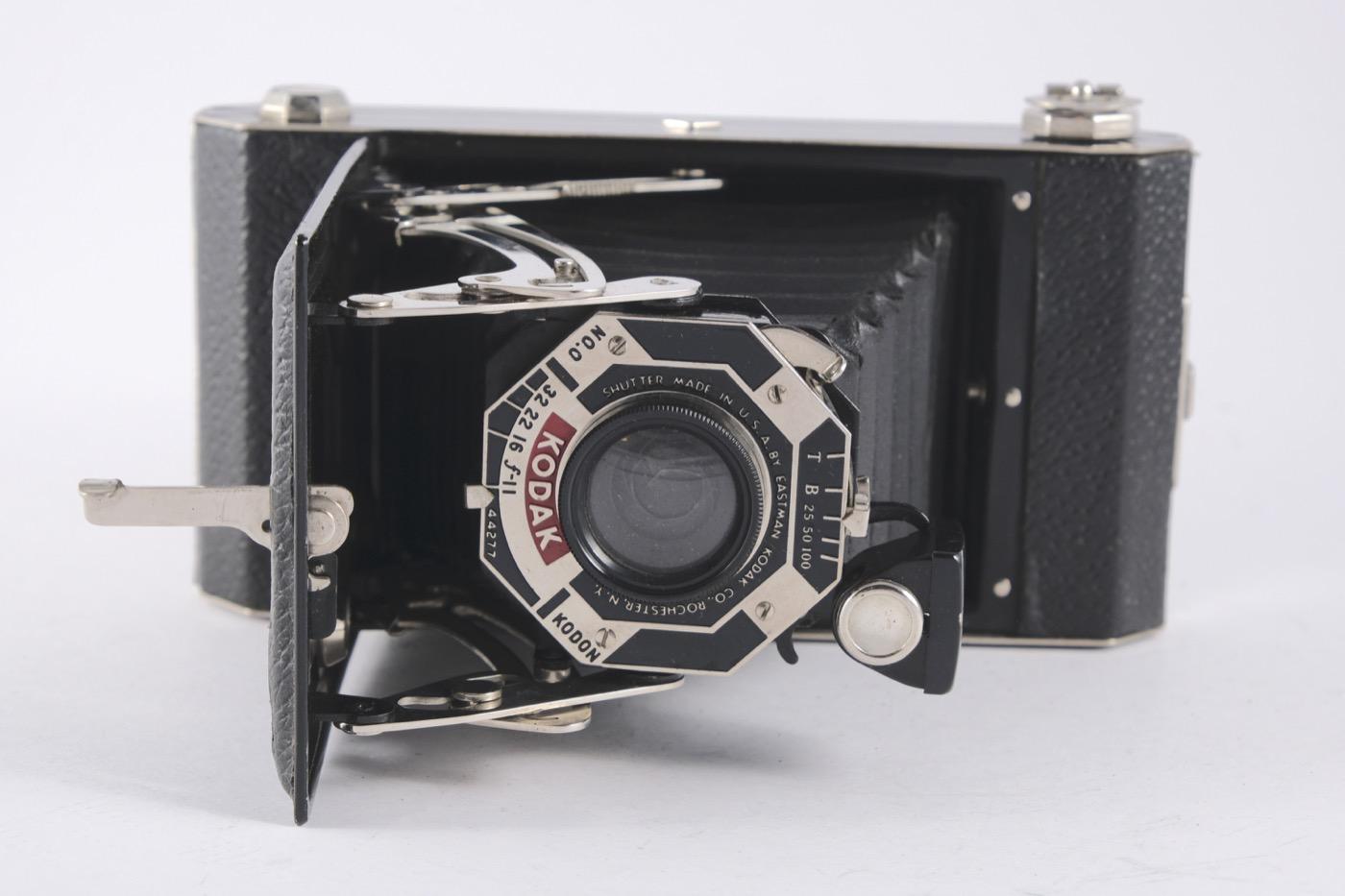 Kodak Six-20 Art Deco camera