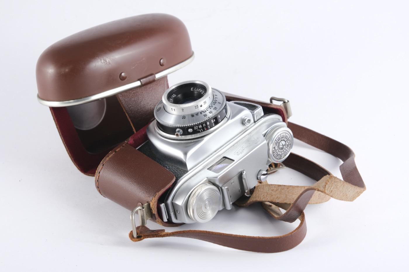 Beirette Junior II camera