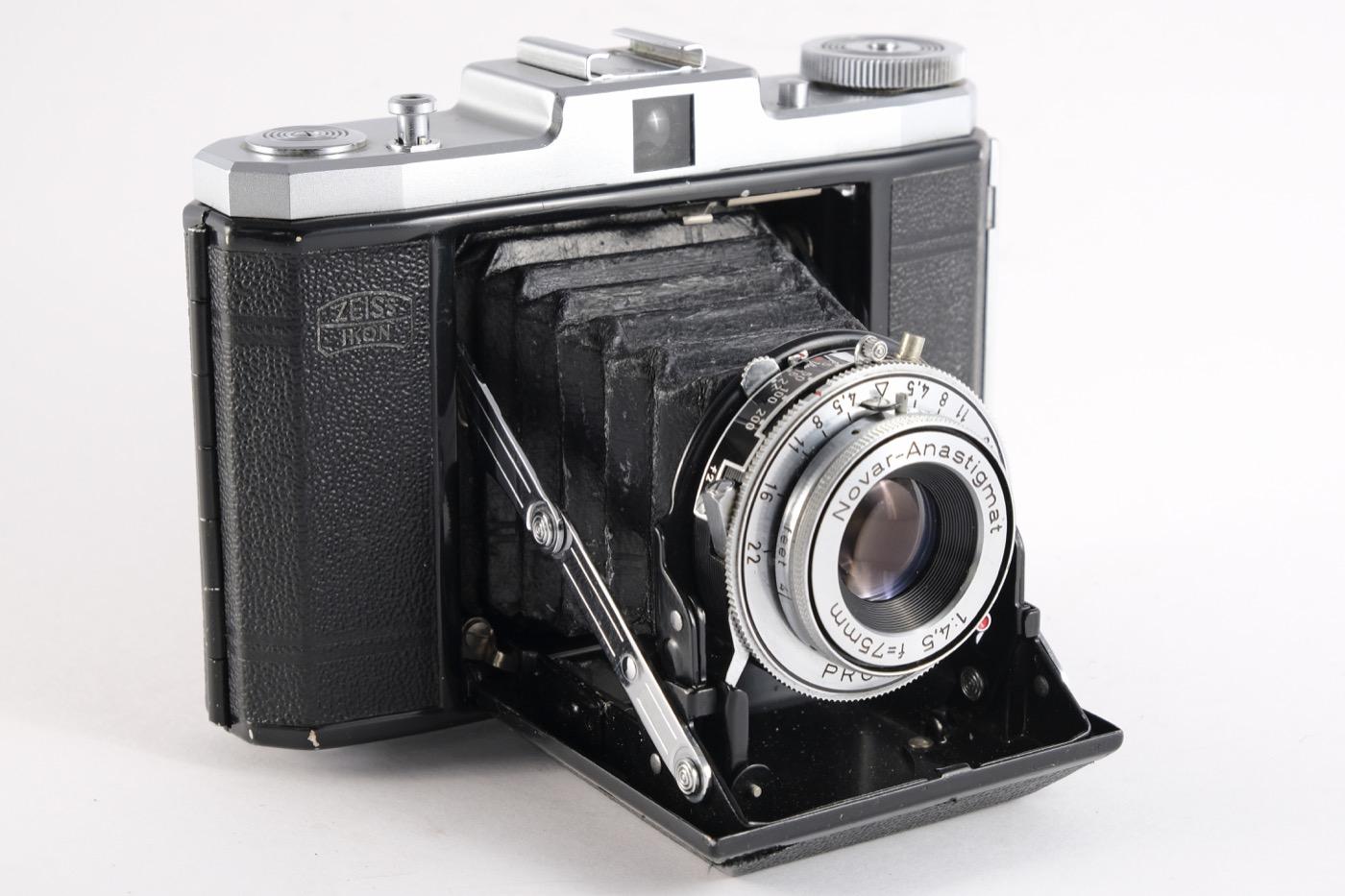 Zeiss Ikon Nettar IIb 518/16 camera