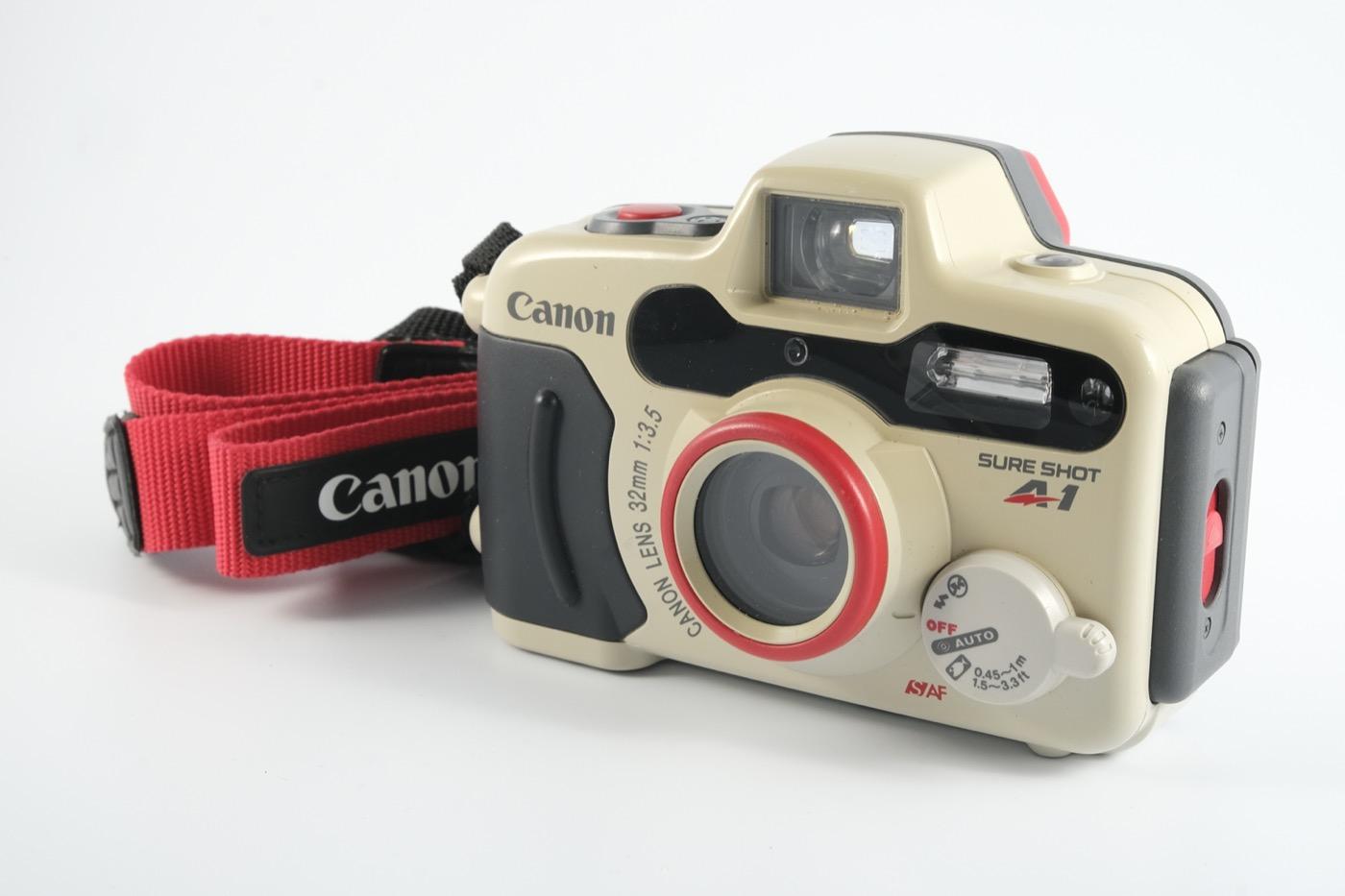 Canon Sure Shot A1 camera