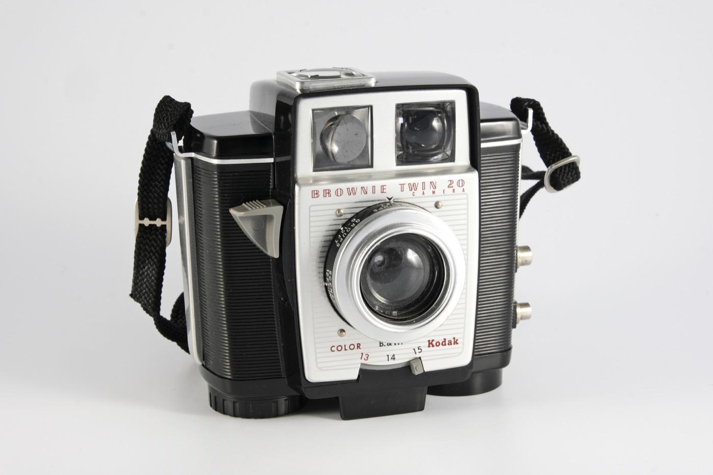 Kodak Brownie Twin 20 camera